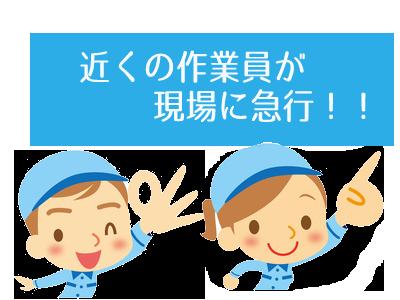 藤枝市・島田市・焼津市の水道屋みずがめ水道志太事業部