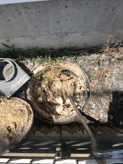 藤枝市 排水詰まり修理