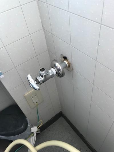 静岡市 トイレ水漏れ修理
