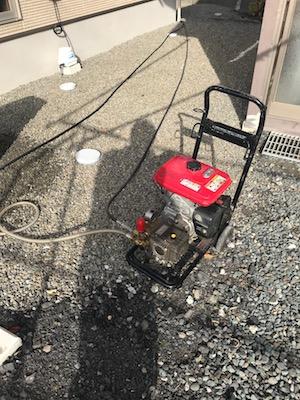 藤枝市 台所排水詰まり修理