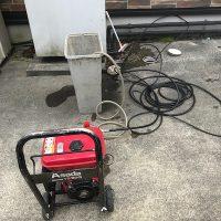 島田市 台所排水詰まり修理