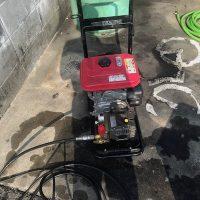 島田市 店舗排水詰まり修理