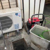 焼津市 台所排水詰まり修理