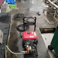 静岡市 厨房排水詰まり修理