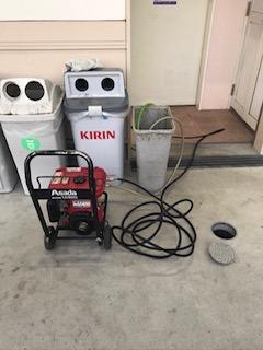 静岡市 店舗トイレ詰まり修理