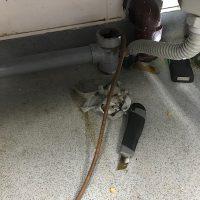 島田市 店舗厨房排水詰まり修理