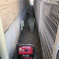 静岡市 施設排水管詰まり修理