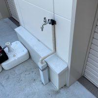 焼津市 給水管水漏れ修理