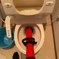 焼津市 トイレ詰まり修理